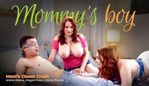 Maggie Green, Arietta Adams - Mom's Closet Crush 1080p
