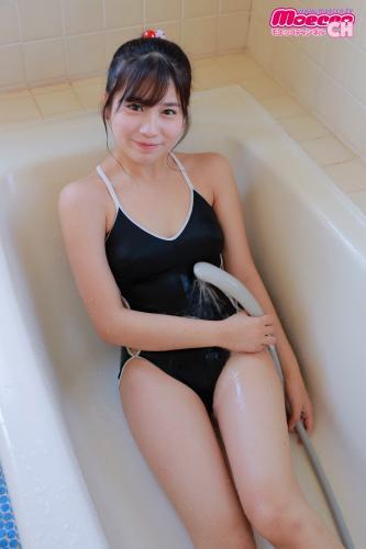 [Moecco] Yumeno Shimizu 清水夢乃 Swimsuit Paradise 「スク水パラダイス」 (Photosets 01 – 05)