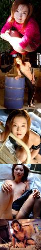 [Girl@Misty] No.026 Senna Kurosaki 黒崎扇菜 Vol.01 - idols