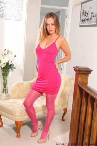 glosstightsglamour suzi star pink 1145 full