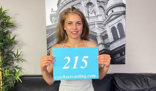 Czech Sex Casting - Bonnie Dolce