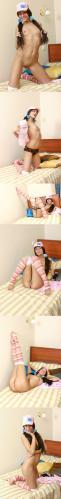 [Stunning18] Isabella - Pink Cap stunning18 07310
