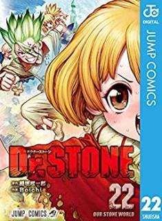 Dr.STONE 01-22